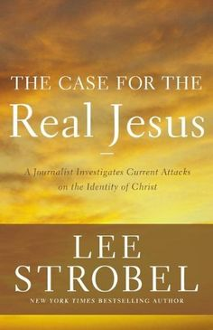 The Case for the Real Jesus: A Journalist Investigates Current Attacks on the Identity of Christ (Case for ... Series), http://www.amazon.com/dp/031033926X/ref=cm_sw_r_pi_awdm_Wz7Avb1WDDNRX
