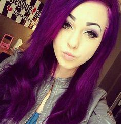 #plum #magenta #purple #pink #fuchsia #hair #dye #color #dark https://www.etsy.com/listing/294633579/new-color-dark-magenta-hair-dye