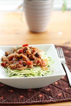 Vegan Chickpea Ratatouille