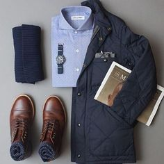 classic oxford from Taylor Stitch