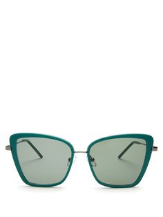 Click here to buy Meeyye Livio progressive sunglasses at MATCHESFASHION.COM