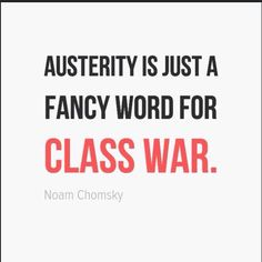 Austerity measures kill economies, it is a known failed economic policy