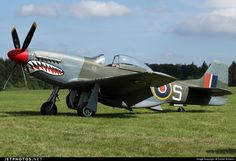 Photo of G-SHWN - North American P-51D Mustang - Private