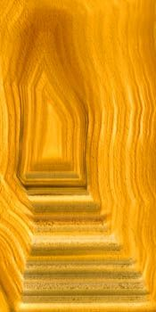 'Enter...' by Weston Earth Images (highly-magnified banded Agates)