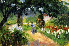 (Camille Pissarro -