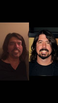 My mom and dad face swap looks like Dave Grohl   http://ift.tt/1Wz92jk via /r/funny http://ift.tt/1RbCN5U  funny pictures