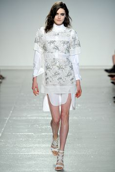 SPRING 2014 READY-TO-WEAR Rebecca Taylor
