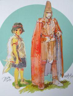 Catalogue Miyzaki-Moebius, Exposition musée de la Monnaie en 2004, disponible sur entre-image!