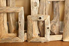 reclaimed farm wood frames