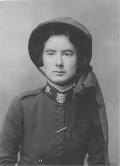 Staff Captain Mary Booth CBE, Salvation Army