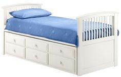 CHILD BED - Hornblower - Storage/Guest Bed - by Julian Bowen
