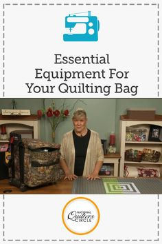 Essential Equipment for your Quilting Bag | National Quilters Circle