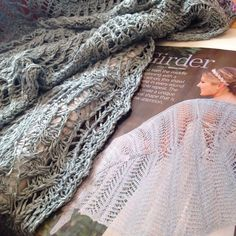 Have you seen the Spring Issue of @creativeknittingmagazine yet? My Girder shawl is in the innovative lace section simple but interesting and a fun knit! #littlenutmegproductions #meghanjoneslnmp #makersofinstagram #knittingpattern #knittersofig #knittingaddict #knits #knitted #knit #knits #knitlove #knittersoftheworld #knittersofinstagram #design #designer #knitdesign #knitdesigner #knitting_inspiration #knitspiration #knitstagram #lace #laceknit #laceshawl #lacepattern #laceknitting…