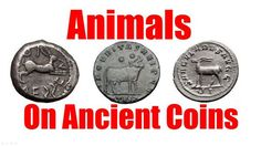 Animals on Ancient Greek and Roman Coins List for Collecting http://ift.tt/1PpOyaa