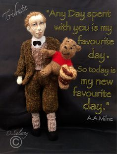 You Are My Favorite, Favorite Things, Eh Shepard, Extreme Knitting, Playwright, Pinocchio, Knitted Dolls, Beautiful Dolls, Drawing S