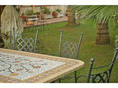 Tavolo mosaico ~ Tavoli da salotto a mosaico tavoli in pietra da giardino