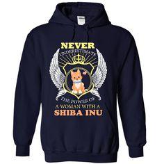 Power of Shiba Inu T Shirt, Hoodie, Sweatshirt