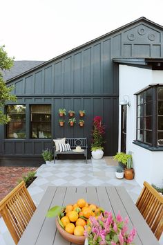 Evergreen House: Side Porch Reveal