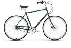Raleigh Bikes Haskell City Bike Green 56 cmLarge * You can get more details by clicking on the image. (This is an affiliate link) Mountain Bicycle, Mountain Biking, Raleigh Bikes, Beach Cruiser Bikes, Bike Trainer, Buy Bike, Commuter Bike, Bikes For Sale, Bicycle Maintenance