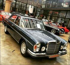 Mercedes benz 300 SEL 6.3
