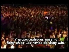 ss501 Burlandose de sus novias (Sub Español)