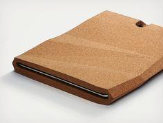 POMM Cork iPad Case | Cool Material