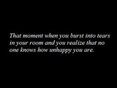 I've done this a few times the last few weeks.. Seems as if life just keeps hurling obstacles at me
