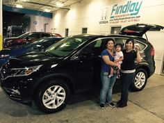 2015 Honda CR-V EX! Congratulations Maria on your NEW CR-V. Thanks for your business and for being a Loyal Honda Customer.