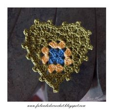 CROCHET HEART... english pattern available in a link  if you scroll down a bit under pictures ;)