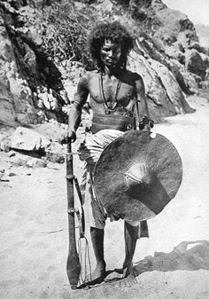 Beja warrior, like those found in the Mahdi's armies that fought the British in Egypt, African Culture, African History, African Art, Rudyard Kipling, Martial, Horn Of Africa, Black History Facts, African Tribes, Cultural