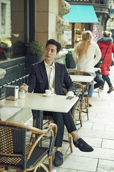 Park Hae Jin in Man To Man Korean drama  박해진 맨투맨