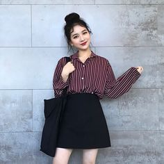 Korean Fashion, Korean Girl #emofashion, #koreanfashion