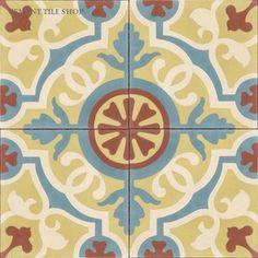 Cement Tile Patterns - floor tiles - tampa - by Cement Tile Shop