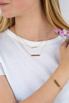 Nachhaltiger Schmuck aus Holz | KERBHOLZ– Kerbholz Gold Watch, Arrow Necklace, Rose Gold, Bracelets, Shopping, Jewelry, Fashion, Accessories, Filigree Jewelry