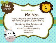 Invitaciones De Baby Shower Para Imprimir Kootationcomnbvv