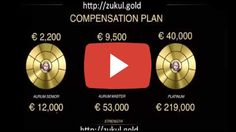 Zukul Gold Explained and Compensation Plan