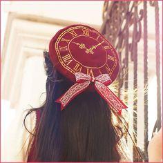 92eae0992da Sakura 100%Wool Beret Hat!Anime Card captor Sakura Embroidery High Quality  Cap+