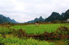 yangshuo countryside, guangxi