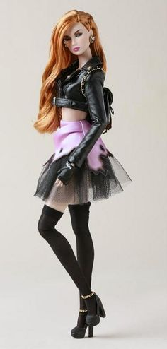 FASHION ROYALTY TROUBLE EDEN W Club Lottery Dressed Doll Nu Face NRFB In Stock  | eBay