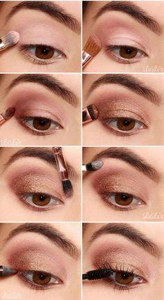 Eyeshadow, Eye Makeup Inspiration, #eyeshadow #eyemakeup #naturaleyemakeup #eyeshadowlooks