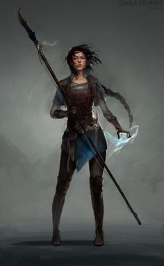 female warrior