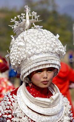 -foto in Guangxi en Guizhou, door: ejfovermaat Lusheng festival