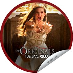 Steffie Doll's The Originals: Girl in New Orleans Sticker The Mikaelsons, The Cw, Charles Michael Davis, Davina Claire, Tag Along, Nobodys Perfect, American Series, Original Vampire, Daniel Gillies