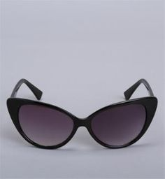 Black Cat Eye Glasses. Can't have enough of these!!!