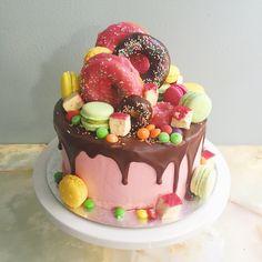 #angesdesucre #birthdaycake