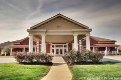 Oaklawn Health and Rehab, Louisville, KY - Virtual Marketing featuring 360° healthcare virtual tours and high definition still photography.