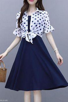 iRachel Womens Sleeveless Korean Flowers Printed Lace Summer Skater Dress