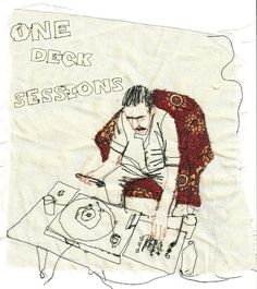 the coolest-  ONEDECKSESSIONS by Sarah Walton, via Flickr