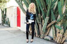 The Zoe Report Vintage:+The+Sequin+Jacket
