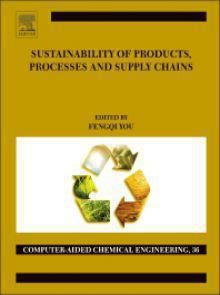 Sustainability of Products, Processes and Supply Chains Theory and Applications Pdf Download e-Book